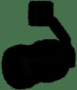 """DJI Gimbal X5s, 4/3"""" Sensor, 20 MP, Video bis zu 6K"""