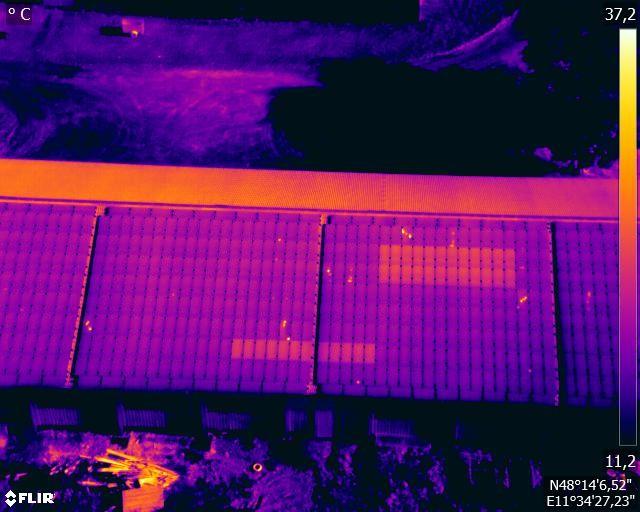 PV-Anlagen Inspektion